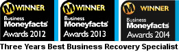 Business Moneyfacts Award