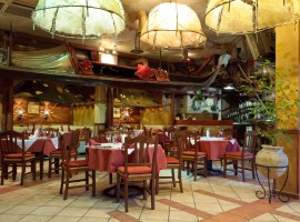 M.M. CATERERS' ITALIAN RESTAURANT SAVED - Image