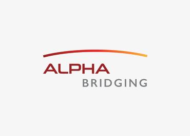 Alpha Bridging